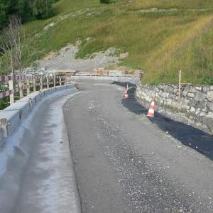 Sanierung Kantonsstrasse Mulegn-Stierva