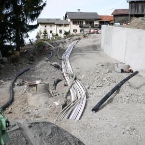 Sanierung Kantonsstrasse Oberrona