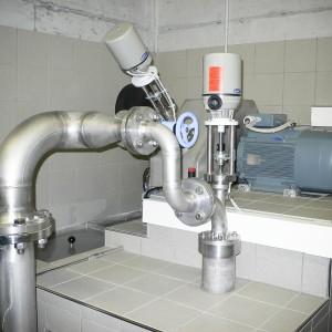 Sanierung Wasserversorgung Stierva
