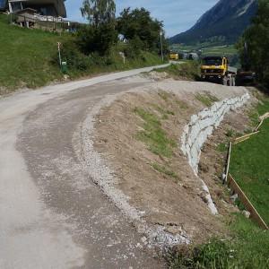 Ausbau Güterstrassen Mon